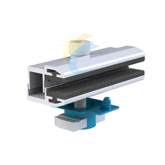Thin Film Panel Clamp
