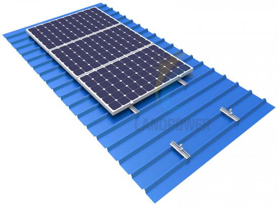 Mini Rail Solar Mounting